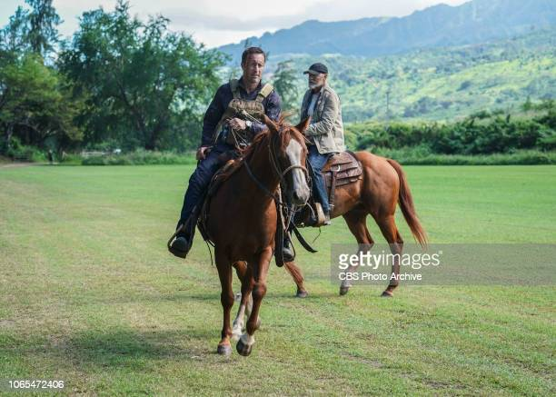 'Pio ke kukui po'ele ka hale' After fighting off an assassin in his own home McGarrett and Joe White flee to Montana to prepare for a battle against...