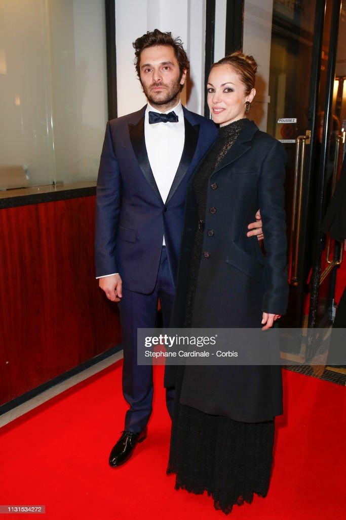 Cocktail Party- Cesar Film Awards 2019 At Salle Pleyel : Photo d'actualité