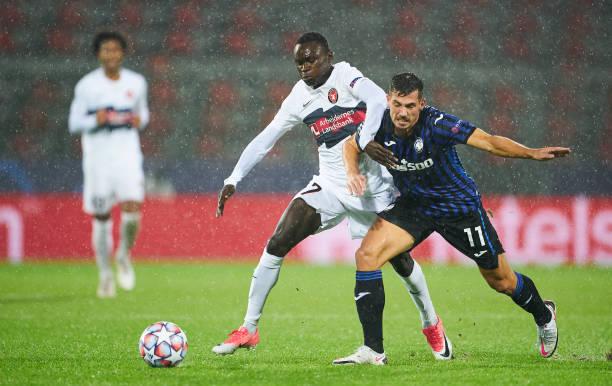 DNK: FC Midtjylland v Atalanta BC: Group D - UEFA Champions League
