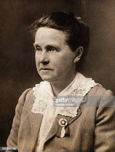 Pioneer British NonMilitant Suffragist Dame Millicent Fawcett Now 81 is Only One of Early Group Who Lives to See Women Vote London England Photo...