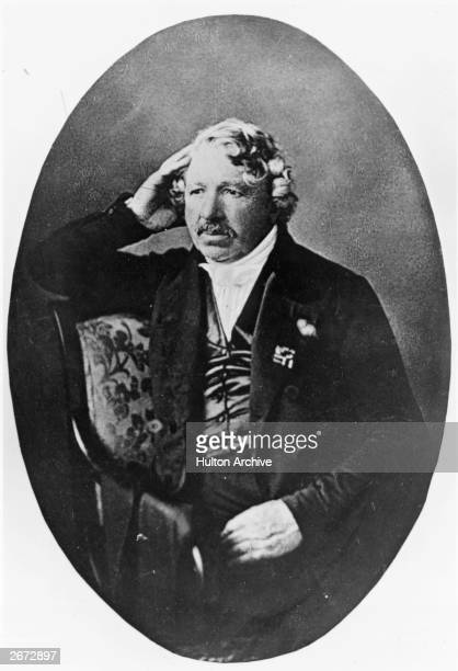 Pioneer French photographer Louis Daguerre He invented the daguerreotype in 1838 a single image process superseded ten years later by the...
