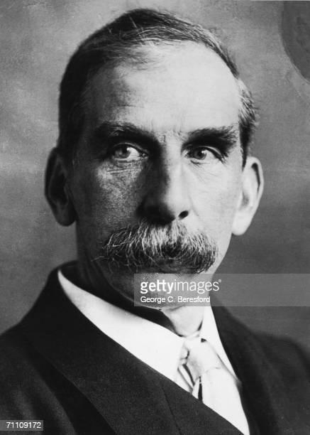 Pioneering neurosurgeon Sir Victor Horsley circa 1910