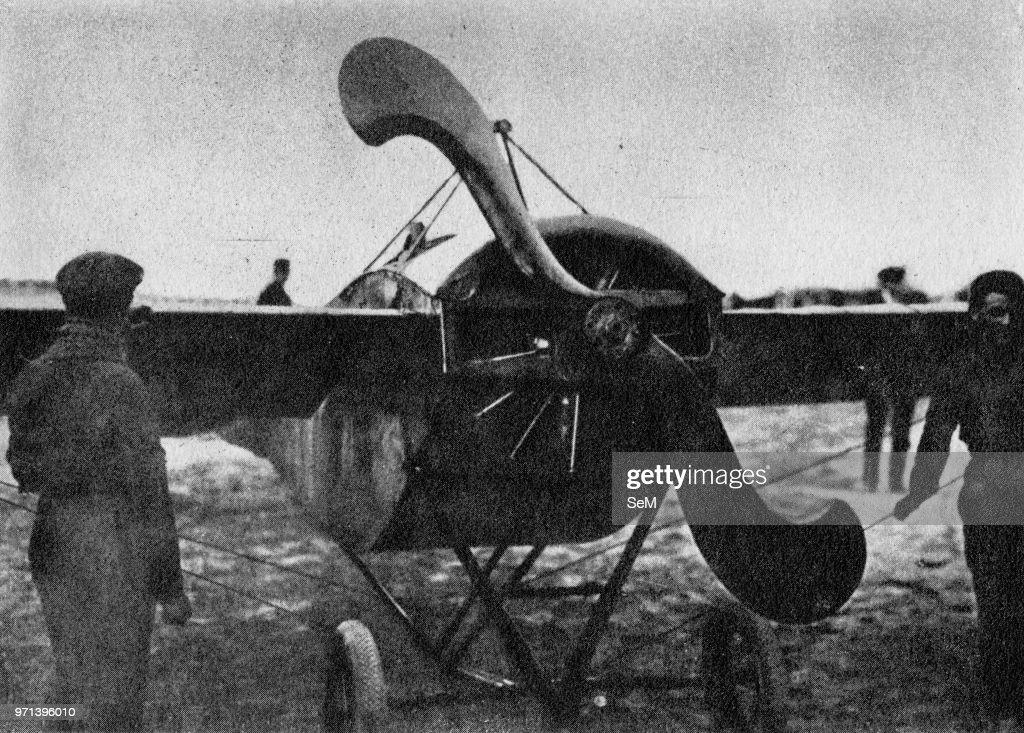 Pioneers of Italian aviation  Campo di Gallarate  1912  the    News