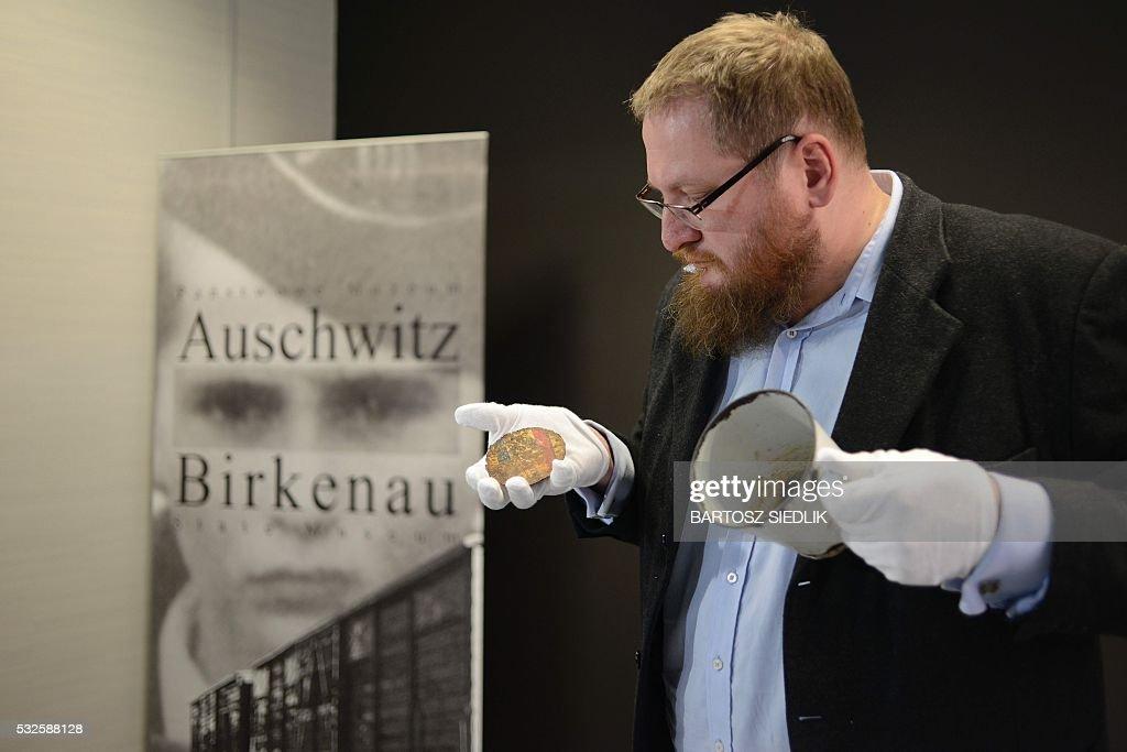POLAND-GERMANY-HISTORY-WWII-JEWS : News Photo