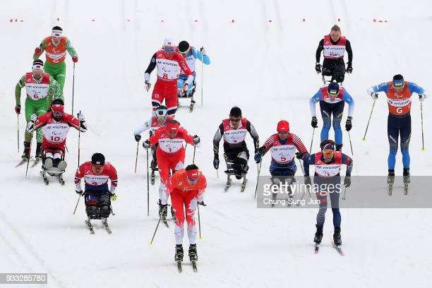 Piotr Garbowski of Poland Iaroslav Reshetynskyi of Ukraine Benjamin Daviet of France Sin EuiHyun of South Korea Andrew Soule of United States and...