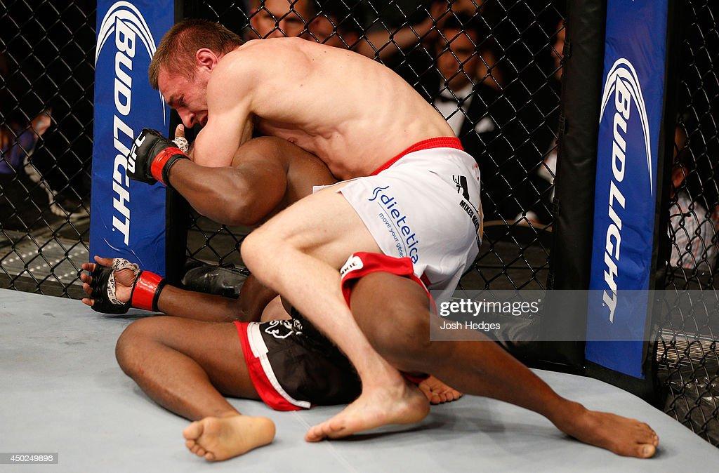 UFC Fight Night: Edwards v Hallman : News Photo
