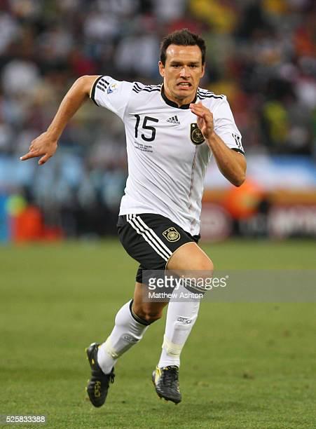 Piotr Trochowski of Germany