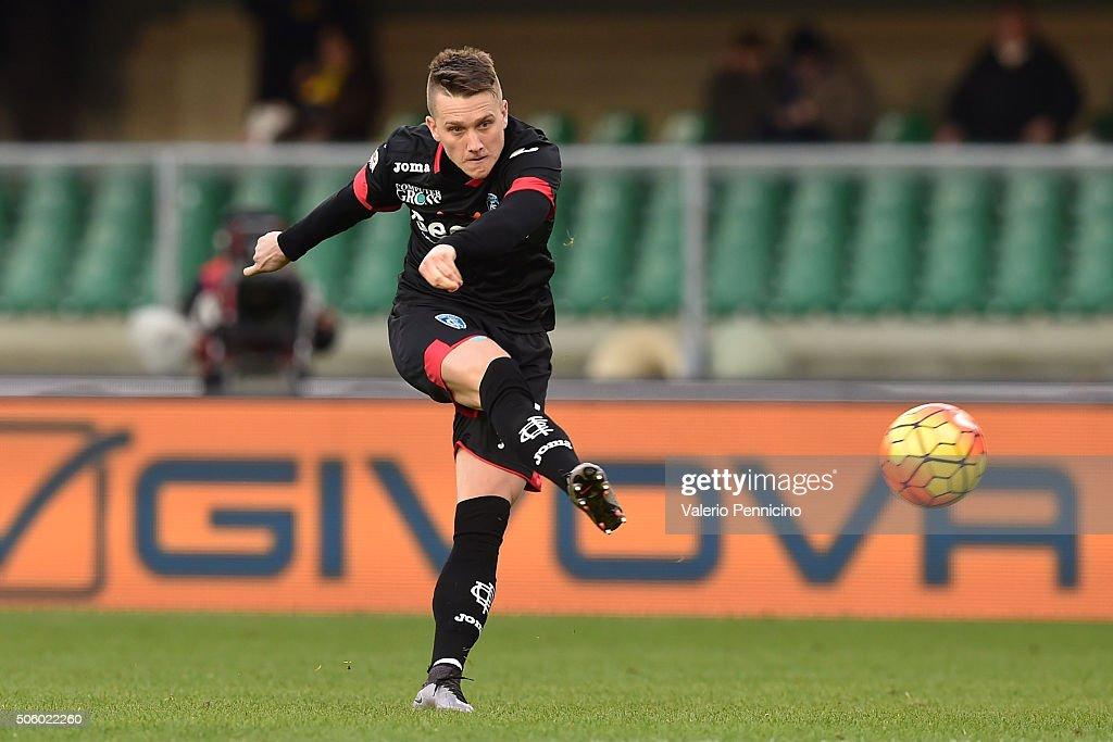 AC Chievo Verona v Empoli FC  - Serie A : News Photo