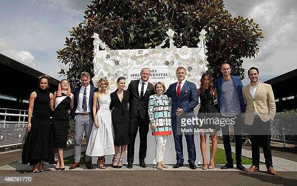 Pip Edwards Carissa Walford Luke Ricketson Kate Waterhouse Anna Bamford Thomas Burgess Gai Waterhouse George Burgess Jodi Anasta Ryan Fitzgerald and...