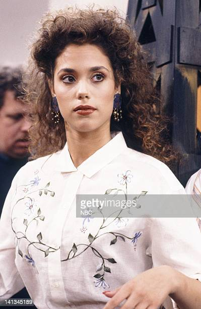 BELL 'Pipe Dreams' Episode 11 Air Date Pictured Elizabeth Berkley as Jessie Spano Photo by Joseph Del Valle/NBCU Photo Bank