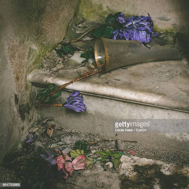 Broken Flower Vase Stock Photos And Pictures Getty Images