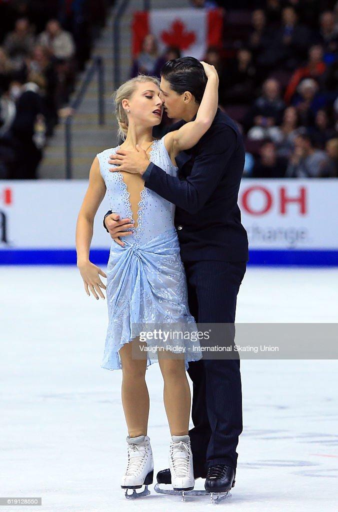 ISU Grand Prix of Figure Skating - Mississauga Day 2