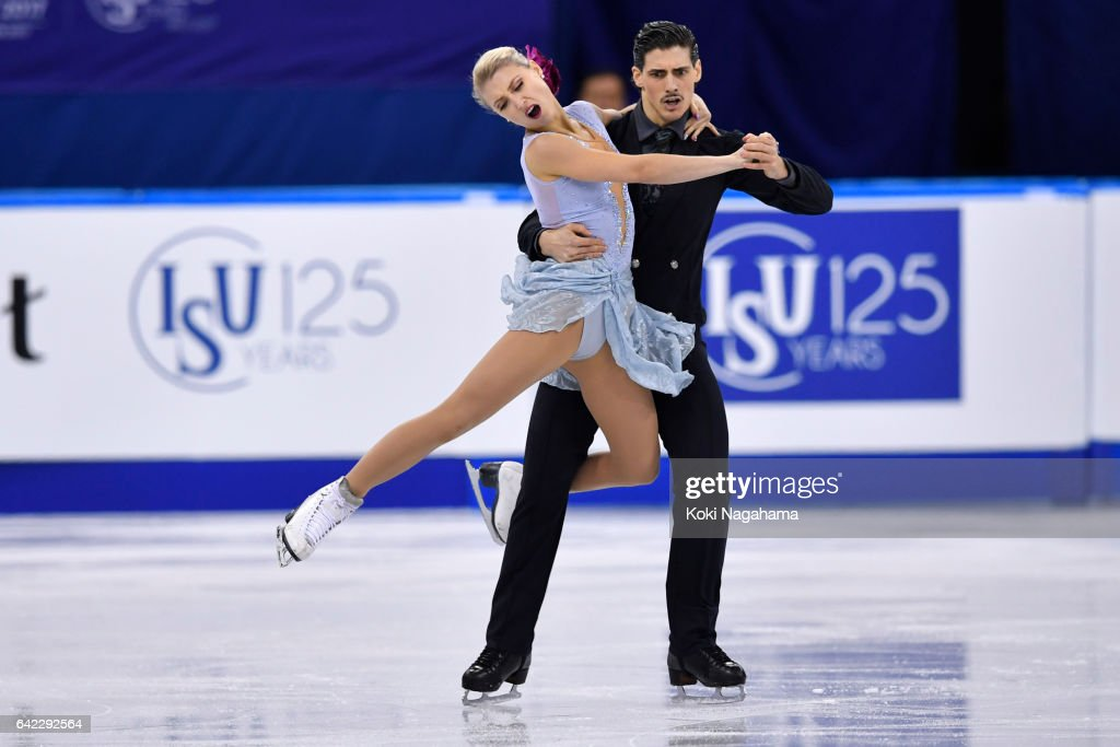 ISU Four Continents Figure Skating Championships - Gangneung - Day 2