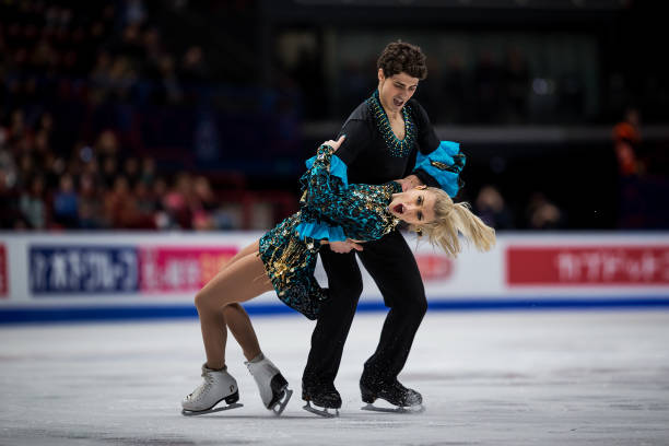 ITA: World Figure Skating Championships - Milano