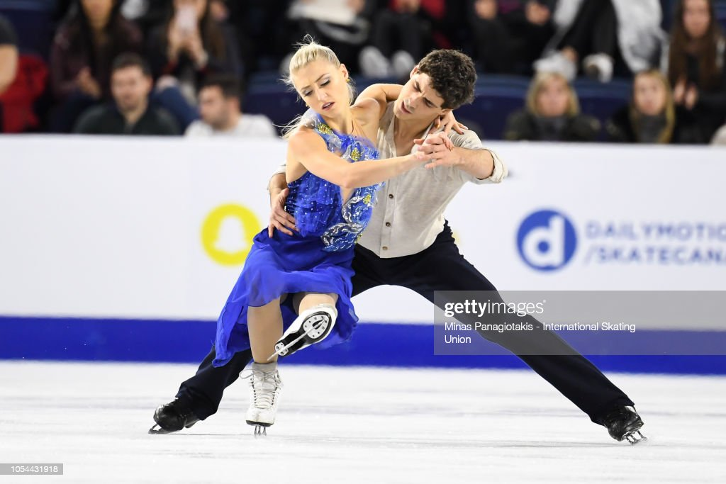ISU Grand Prix of Figure Skating Skate Canada International : ニュース写真