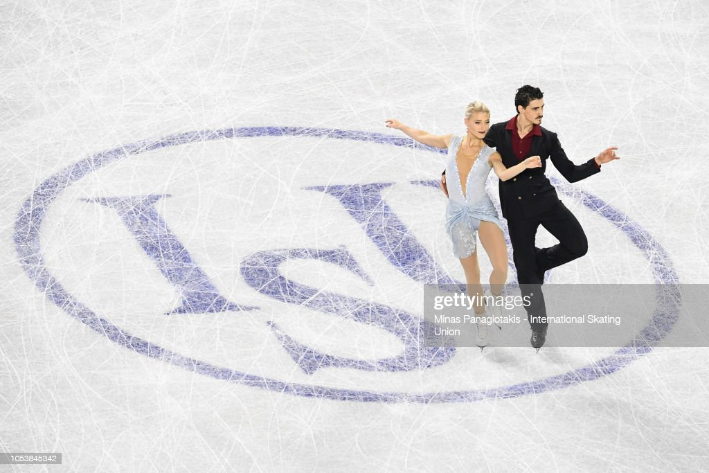 CAN: ISU Grand Prix of Figure Skating Skate Canada International