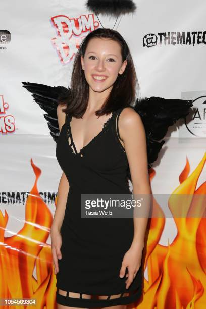 Piper Madison attends Mateo Simon's Annual Charity Halloween Event on October 27 2018 in Burbank California