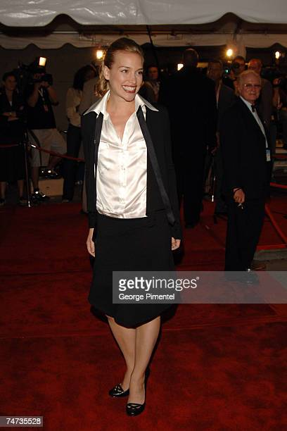 Piper Perabo at the Roy Thompson Hall in Toronto Canada