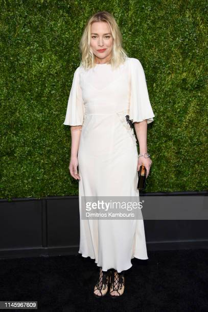 Piper Perabo attends as CHANEL hosts 14th Annual Tribeca Film Festival Artists Dinner at Balthazar on April 29 2019 in New York City