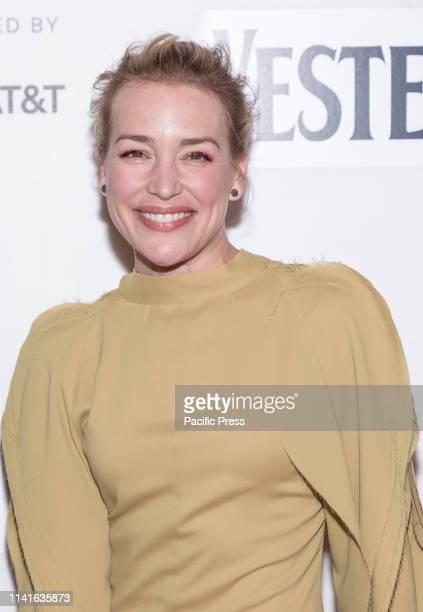 Piper Perabo attends Yesterday Closing Night Gala Film during 2019 Tribeca Film Festival at The Stella Artois Theatre Manhattan
