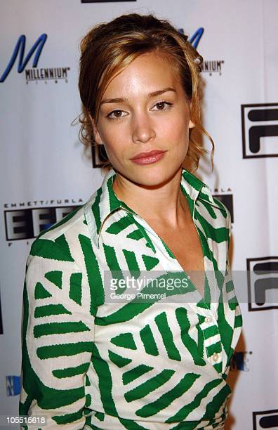 Piper Perabo during 2005 Toronto Film Festival Edison Press Luncheon Sponsored by Fila at 990 Bay Street in Toronto Ontario Canada