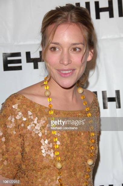 Piper Perabo during 2006 Whitney Gala Celebrating Picasso and American Art Arrivals at The Whitney Museurmof American Art in New York City New York...