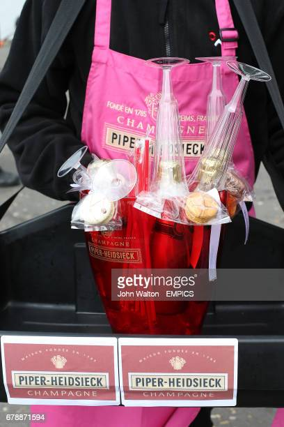 Piper-Heidsieck Champagne on sale at Epsom Daowns Racecourse