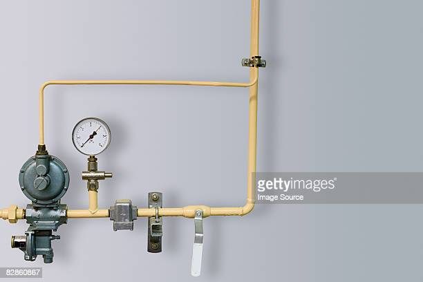 Pipes and dial