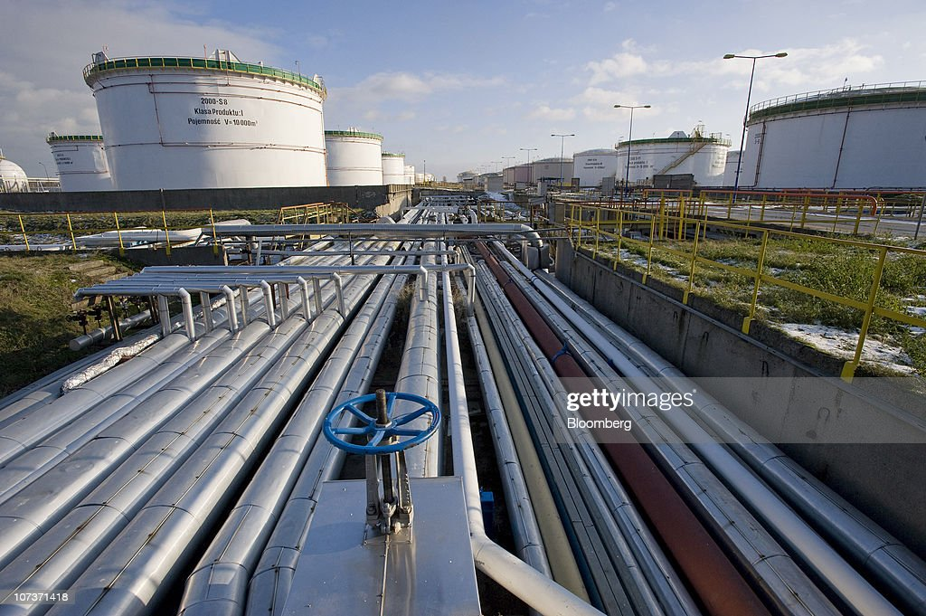 Lotos Group Oil Refinery : News Photo