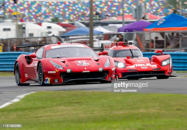 Pipo Derani BRA Filipe Albuquerque PRT Mike Conway GBR driver DAYTONA PROTOTYPE iNTERNATIONAL of Whelen Engineering Racing/~Cadillac DPi and Daniel...
