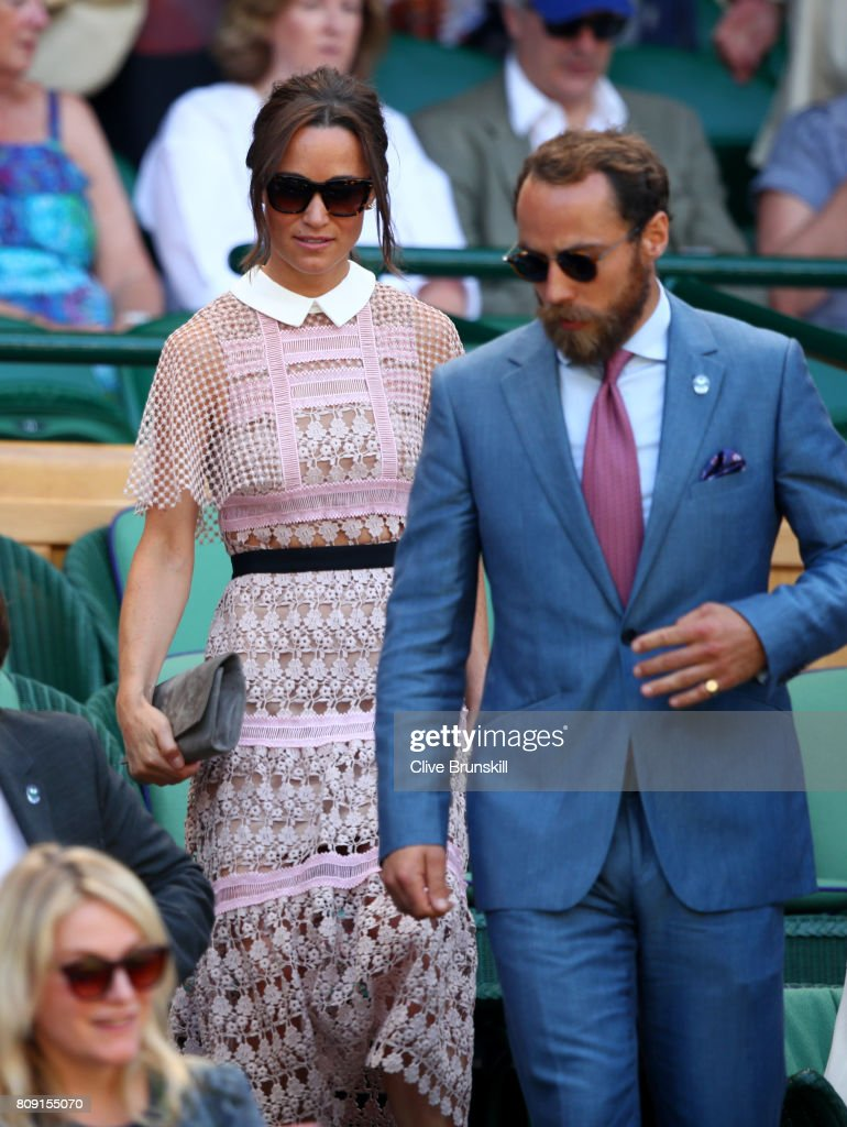 Day Three: The Championships - Wimbledon 2017 : News Photo