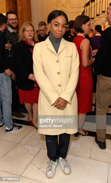 Pippa BennettWarner attends Canada Goose x London Celebrating London Flagship Opening and 60th Anniversary at Canada House on November 15 2017 in...