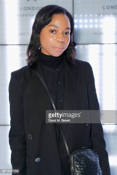Pippa BennettWarner attends the official launch of The Perception at The W Hotel on November 7 2017 in London England