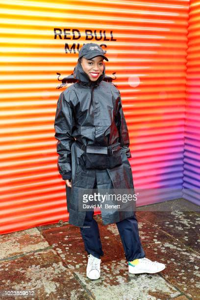 Pippa BennettWarner attends the Red Bull Music Academy Sound System at Notting Hill on August 26 2018 in London England