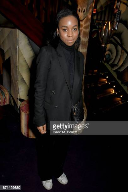 Pippa BennettWarner attends the Richard James 25th Anniversary event hosted by Richard James Charles S Cohen and Sean Dixon at Loulou's on November 7...