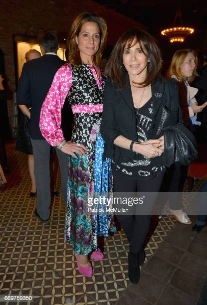 Pippa Cohen and guest attend The Turtle Conservancy's 4th Annual Turtle Ball at The Bowery Hotel on April 17 2017 in New York City
