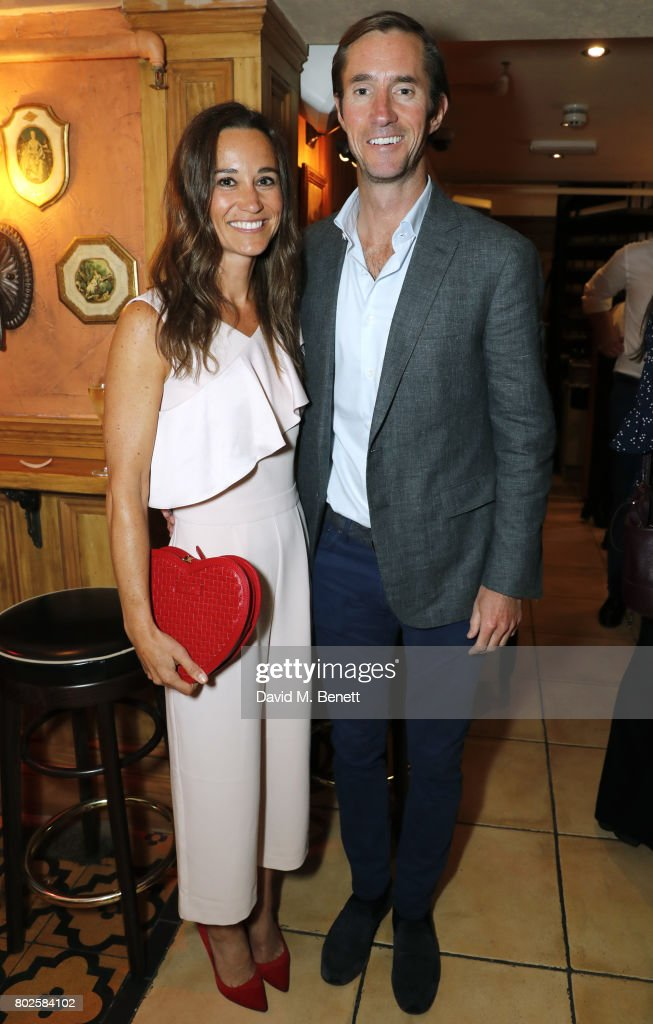 The Miles Frost Fund Party At Bunga Bunga : News Photo