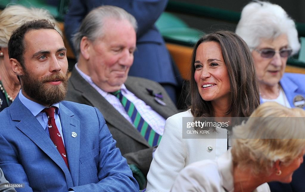 pippa middleton and james middleton sister and brother