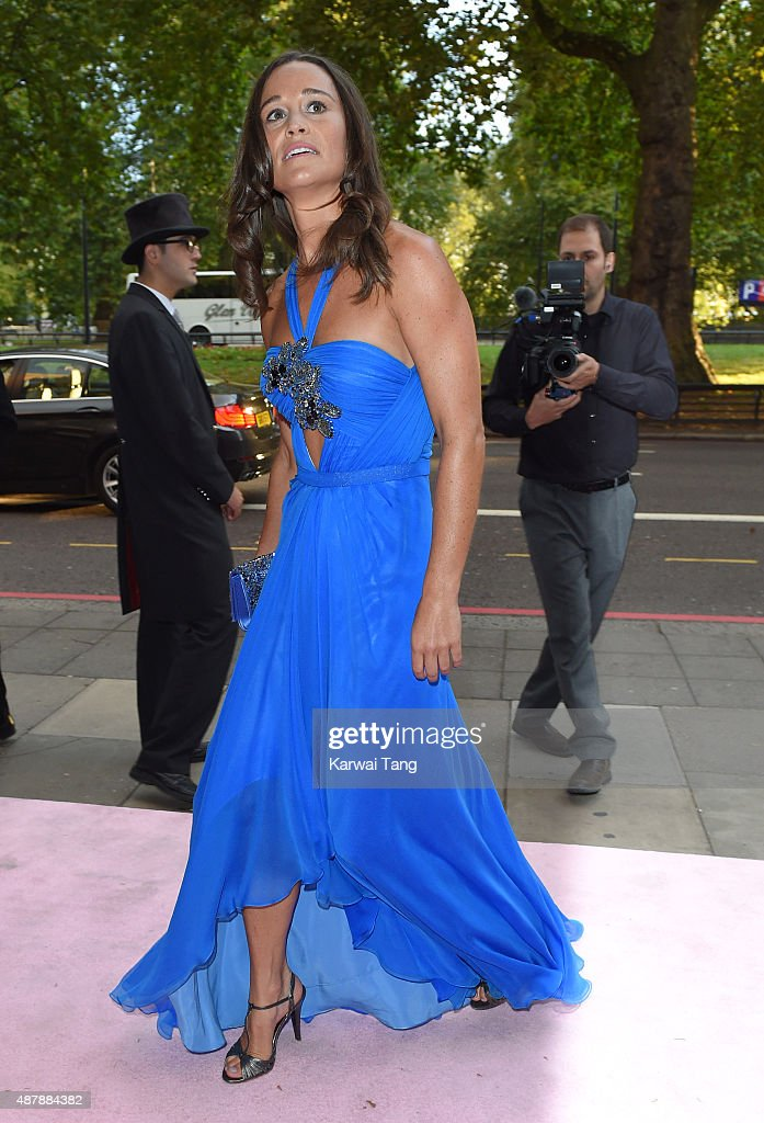 Boodles Boxing Ball - Red Carpet Arrivals : News Photo