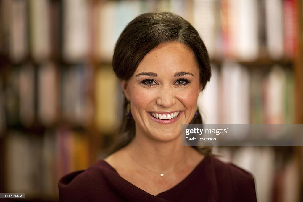 Pippa Middleton Hosts Book Launch Children's Party