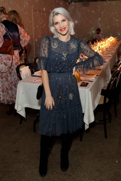 GBR: Jasmine Hemsley x Needle & Thread Launch Dinner