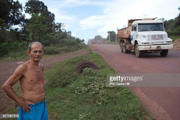Piquia dos Baixos in Maranhao has been heavily affected by the iron ore industry with a smelting plant right inside the village The Carajas Open Cast...