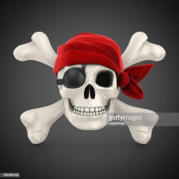 Symbole de la piraterie