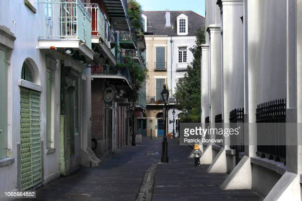 Pirate Alley, French Quarter, New Orleans, Louisiana