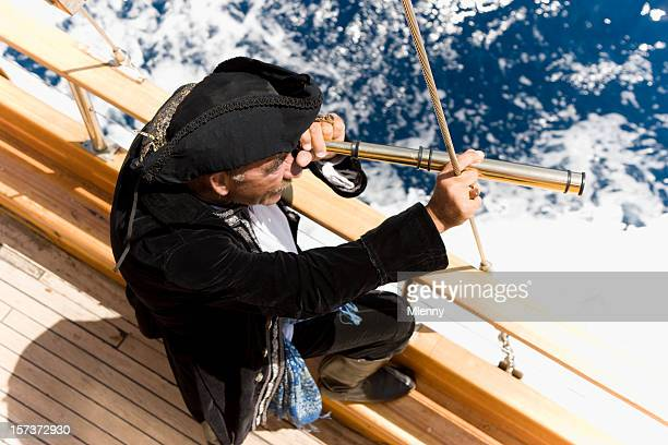 pirate captain Jagd