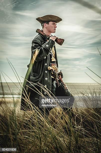 Pirate capitán