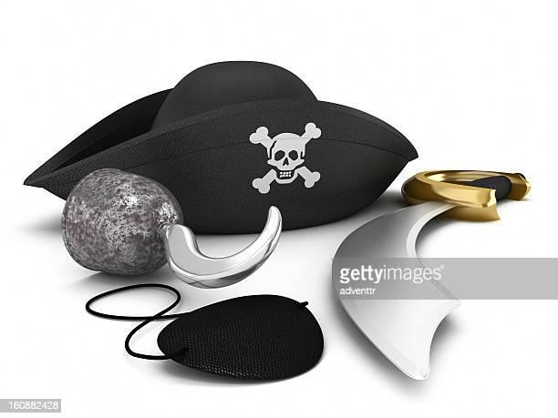 Pirate equipment