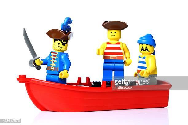 LEGO Pirate chiffres