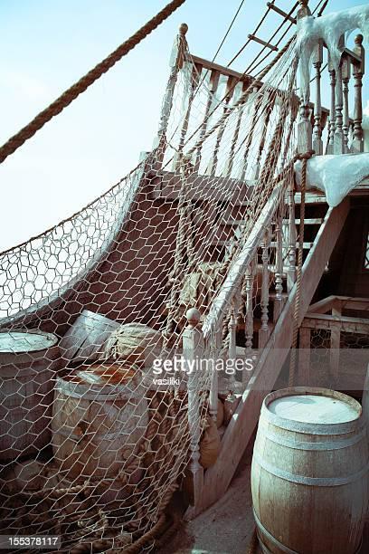 Pirate fantôme bateau