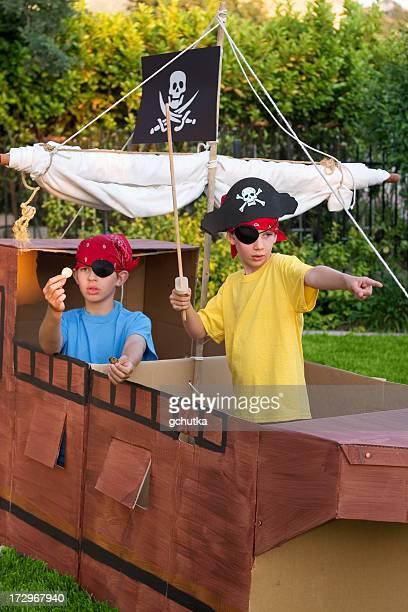 Pirate les enfants